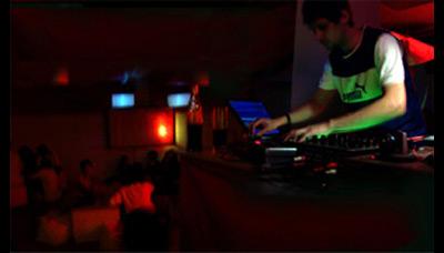Presentación en Dandy Club '2003