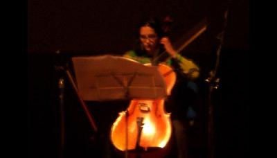 CePIA '2004. Violonchelo: Rosalía Pérez